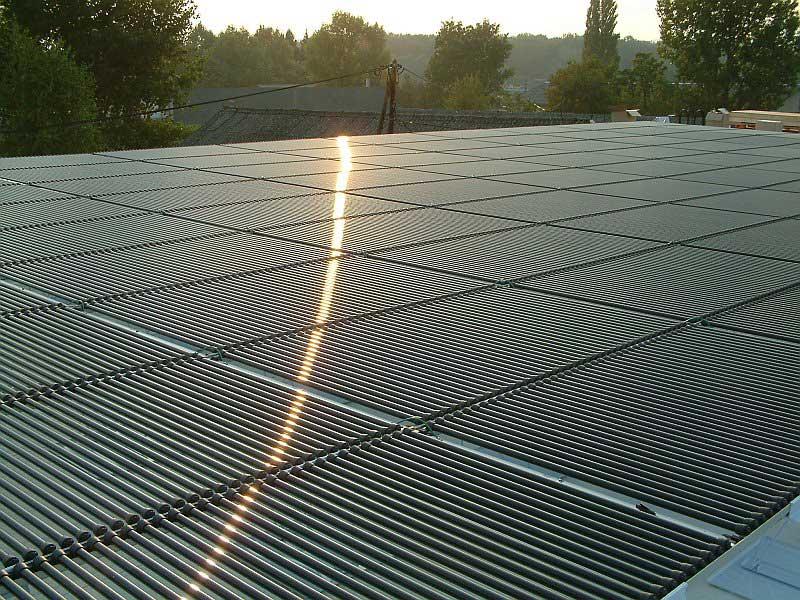 43,6 kW napelemes rendszer, Sárospatak