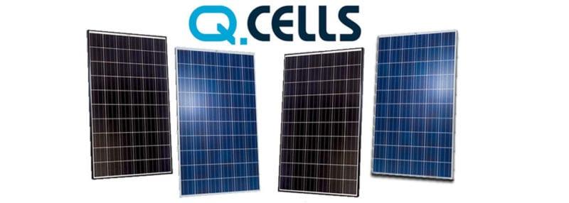 q-cells napelem modulok
