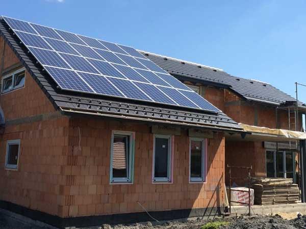 Gárdony napelem, NVSolar