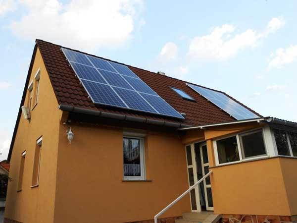 NVSolar napelem rendszer, Gomba