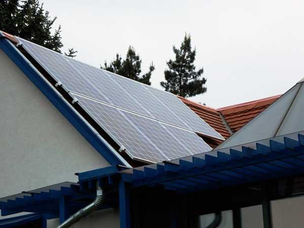 NVSolar napelem, Szentendre